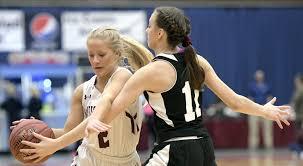 Monmouth girls basketball drop St. Dominic - CentralMaine.com