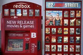 Own A Redbox Vending Machine Enchanting Outerwall Shares Drop On Guidance Cut WSJ