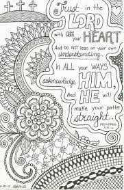 50 Adult Bible Coloring Pages Three Bible Verse Coloring Pages For