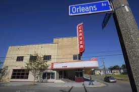 Historic Carver Theater Closes After Operating In Treme Off