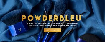 powderbleu collection real techniques brush