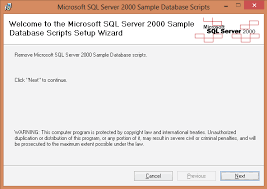 how to attach a pubs database in sql server database installing the pubs database
