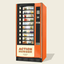 The First Vending Machine Custom City To Launch First 'free Vending Machines' For Homeless People