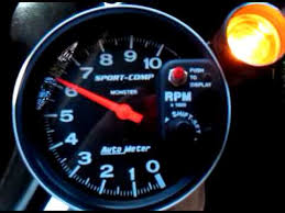auto meter sport comp 3904 dia 09 11 2010 youtube Pro Comp Distributor at Autometer Pro Comp 2 Wiring Diagram