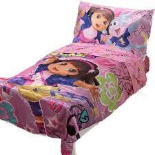 houzz betesh group dora explorer toddler bedding
