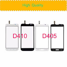 10pcs/lot Touch Screen For LG L90 D405 ...