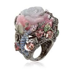 <b>Natural Moonstone</b> Silver Gold Ring <b>Men</b> Women <b>Jewelry</b> ...