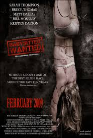 Baby Sitters Wanted Babysitter Wanted Goes Theatrical Dread Central