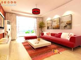 decorating with a red couch sectional living room ideas design