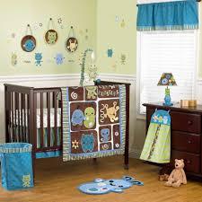 baby boy crib bedding color