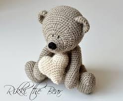 Easy Crochet Teddy Bear Pattern Awesome Design Ideas