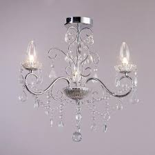 small bathroom chandeliers