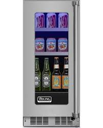 15 inch undercounter refrigerator. Exellent Inch Viking Professional Series VBUI5150GLSS 15 Inch Undercounter Beverage  Center With 5 Wine Bottle Capacity 35 And Refrigerator E