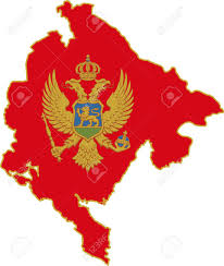 The lowest point in montenegro is the adriatic sea at 0 m. Map And Flag Of Montenegro Royalty Free Cliparts Vectors And Stock Illustration Image 36792388