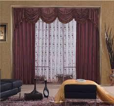 Modern Design Curtains For Living Room Living Room Curtain Ideas For Bay Windows Modern Interior White