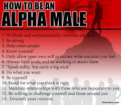 Image result for black alpha male