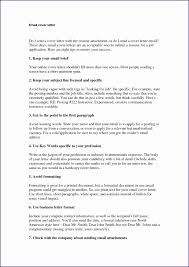 Best Ideas Of 22 Lovely Email Cover Letter Example Document Template