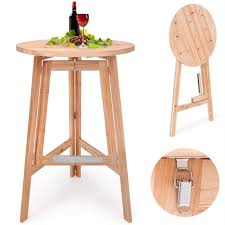 tall folding bistro table dining table with folding sides folding bar height patio table round bar height event table ikea folding table