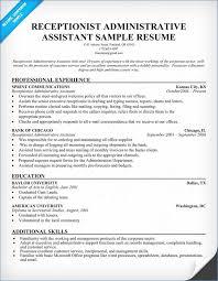 Executive Assistant Resumes Igniteresumes Com
