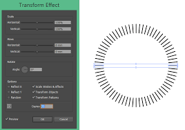By adjusting spacing and hardness of brush under brush tip shapes menu you can draw desirable dotted lines. How Do I Draw Dashed Vertical Lines On A Path In Illustrator Graphic Design Stack Exchange