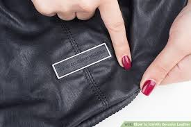 Image titled Identify Genuine Leather Step 3
