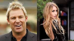 shane warne accused of assaulting adult film star valerie foxx in  shane warne accused of assaulting adult film star valerie foxx in london bar