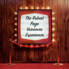 The Robert Page Voiceover Experience