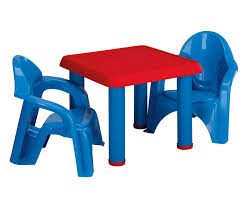 Plastic Table Chair Set Toddler Garden Plastic Table Chair Set Toy Kids Room Furniture