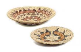 Navajo pottery designs Native American Two Navajo Wedding Baskets Youtube Navajo Art Ancient To Modern Techniques