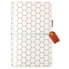 Websters Pages Copper Hexagon Travelers Color Crush Planner