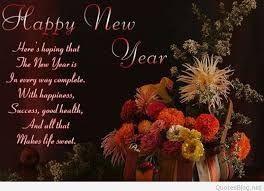 Happy New Year Greetings Sayings Quotes 40 40 Beauteous Happy New Year 2017 Quotes