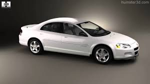 Dodge Stratus 2001 by 3D model store Humster3D.com - YouTube