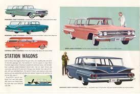 Car Brochures - 1960 Chevrolet Brochure