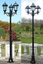 garden lamps. Modren Garden Traditional Or Victorian Garden Lamp Post Lights Lighting Single Double  Triple For Lamps N