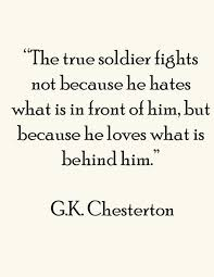 Clever Quotes Unique G K Chesterton Quotes Sayings True Soldier Clever Quote Quotes
