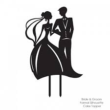 Free Wedding Silhouette Download Free Clip Art Free Clip Art On