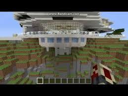 minecraft iron man house