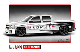 Seat Covers, Exhaust and More for the CRAFTSMAN Ultimate Truck ...