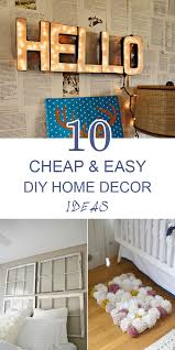 Diy Home Decor Projects On A Budget Property Custom Design Inspiration