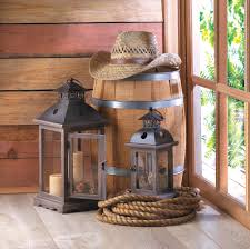 Small Picture Monticello Wood Lantern L at Koehler Home Decor