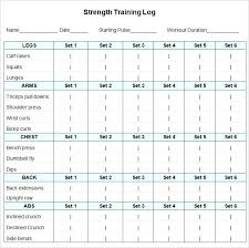 workout excel templates excel workout template football workout schedule strength program