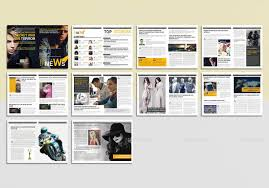 Microsoft Web Page Templates 30 Creative Magazine Print Layout Templates For Free Free