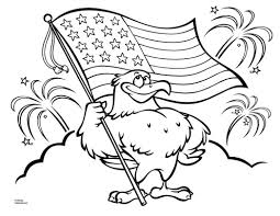 Small Picture Patriotic coloring pages eagle with american flag ColoringStar