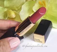estee lauder rebellious rose 420 pure color envy lipstick