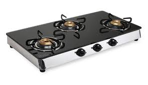 Gas Cooktop Glass Lpg Stoves Pritam International A Manufacturers Of Aluminium