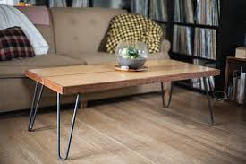 Coffee Table Set  EtsyPallet Coffee Table With Hairpin Legs