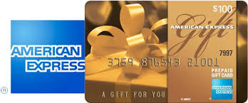 gifting an american express gift card