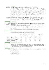 Dazzling Moderncv Examples Pretty Latex Cv Template Based On