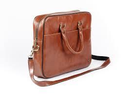 homemanbriefcasesbrown medium leather briefcase 20 prev