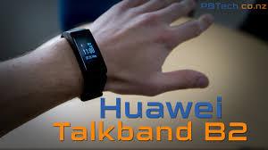 huawei talkband b2. huawei talkband b2